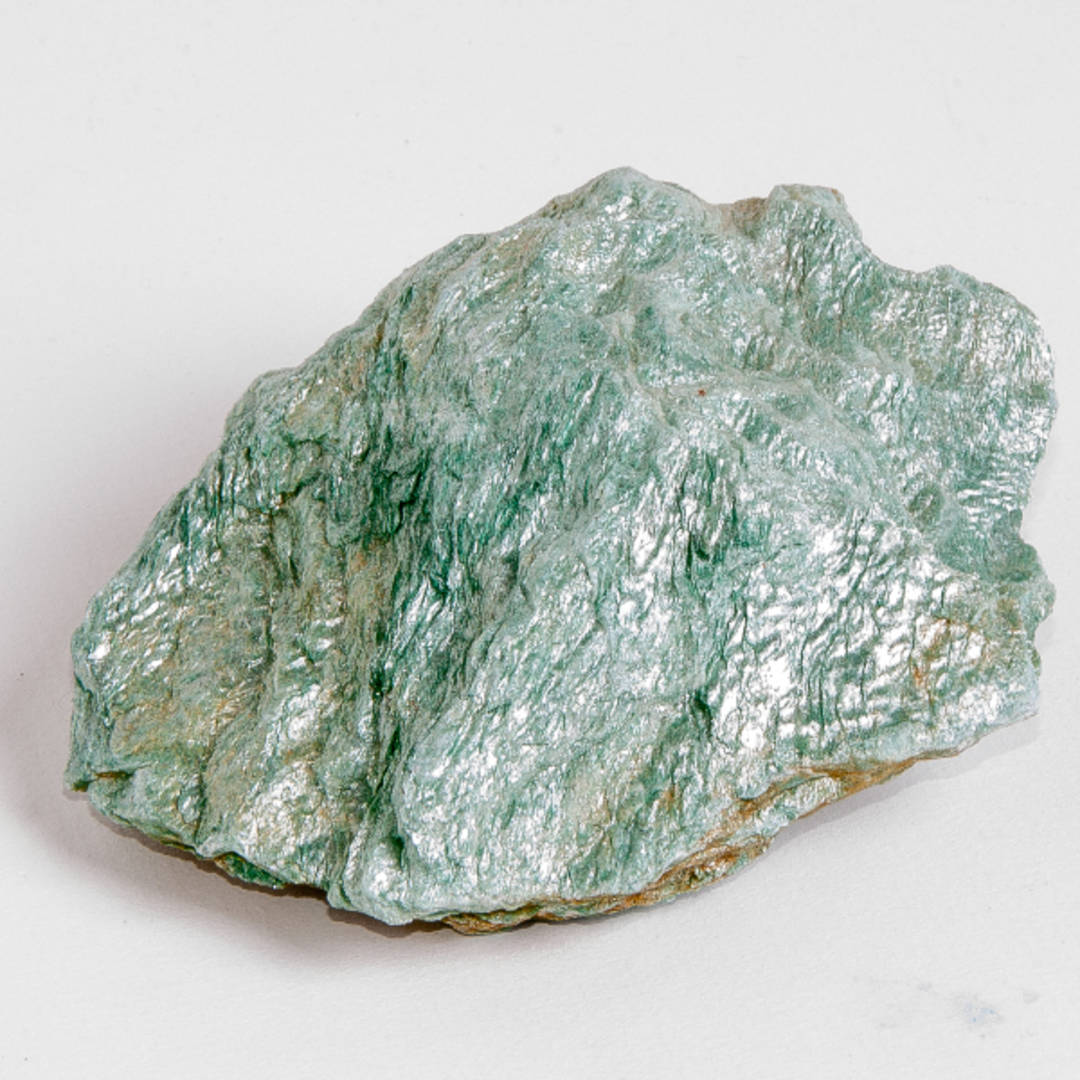 Unpolished Fuchsite