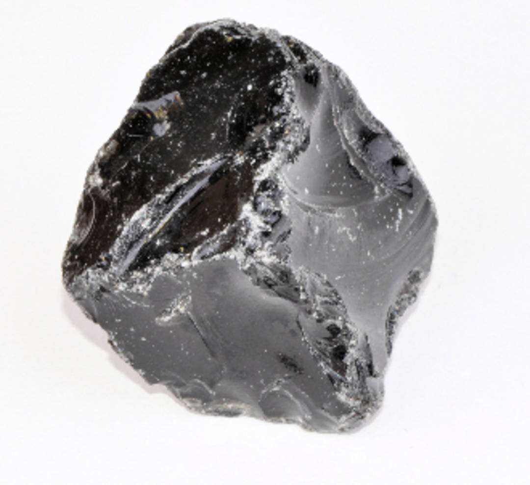 Unpolished Obsidian