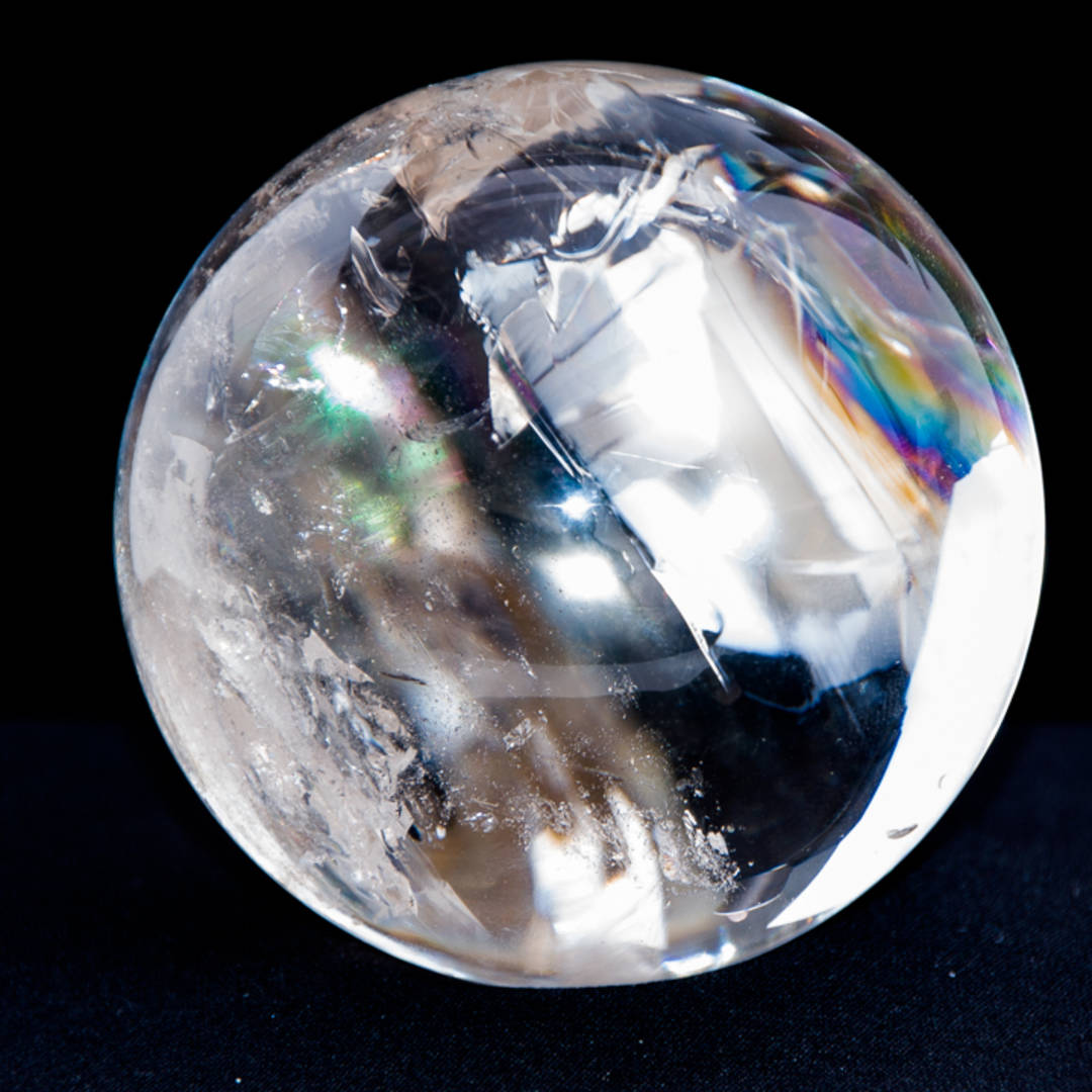 Clear Quartz Sphere